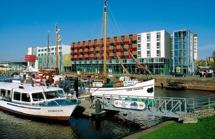Bremerhaven Kreuzfahrt Hotel Parken